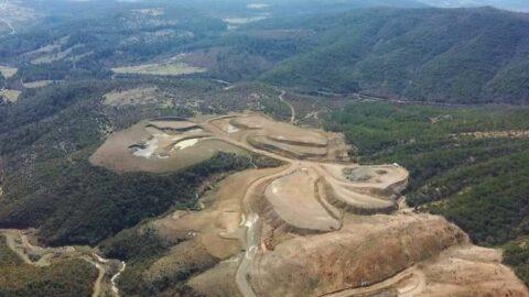 Cengiz Holding şimdi de Çanakkale'de köylünün arazisine göz dikti