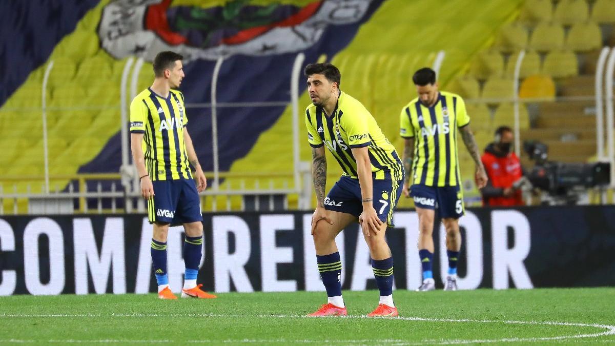 Fenerbahçe'de kayıp büyük... Gergin bekleyiş