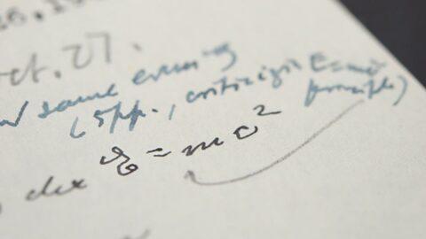 Einstein'ın mektubu 3.3 milyon TL'ye satışa çıkıyor