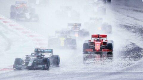 Son dakika | Formula 1 İstanbul GP'nin iptal edildiği açıkladı
