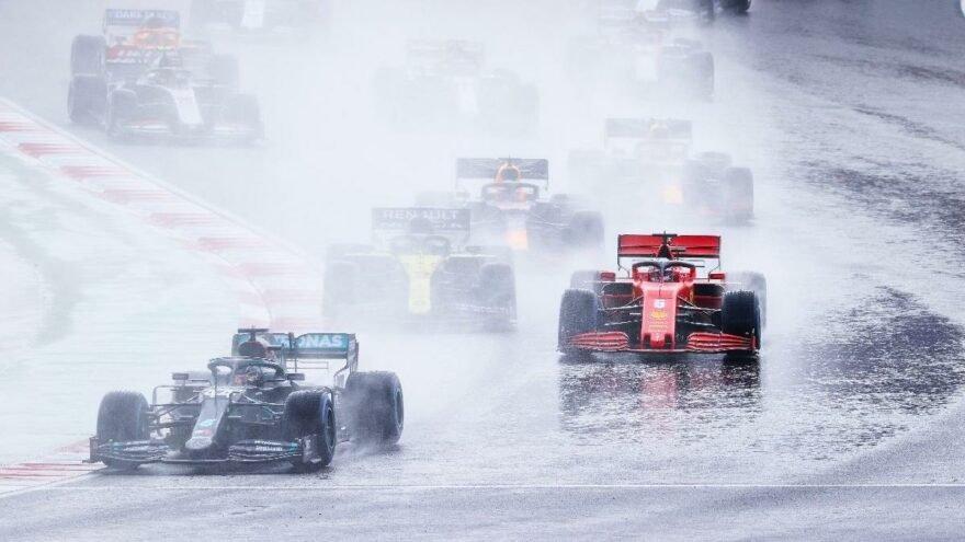 Formula 1 İstanbul GP'nin iptal edildiği açıkladı