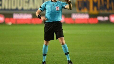 Süper Lig'de 42. hafta maçlarını yönetecek hakemler açıklandı