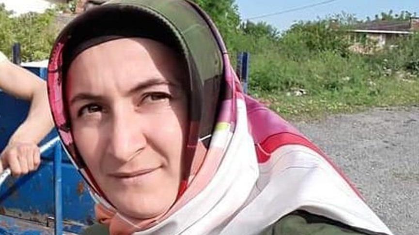 1 çocuk annesi Aysel, av tüfeğinin kazara ateş alması sonucu hayatını kaybetmiş