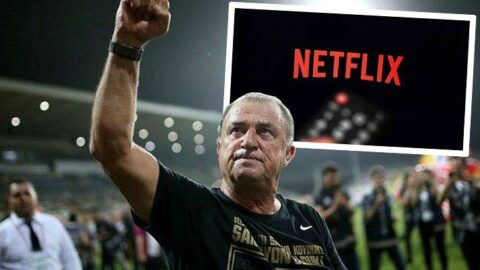 Netflix'ten Fatih Terim belgeseli! 'Topun olduğu yerde pozisyon aldık'