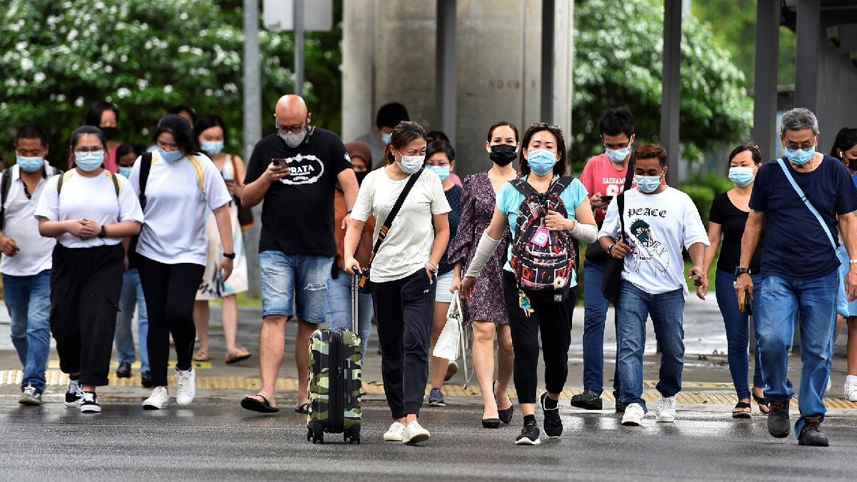Covid-19'a karşı en güvenli yerlerden biriydi... İşler iki haftada tersine döndü: Singapur karantinaya giriyor