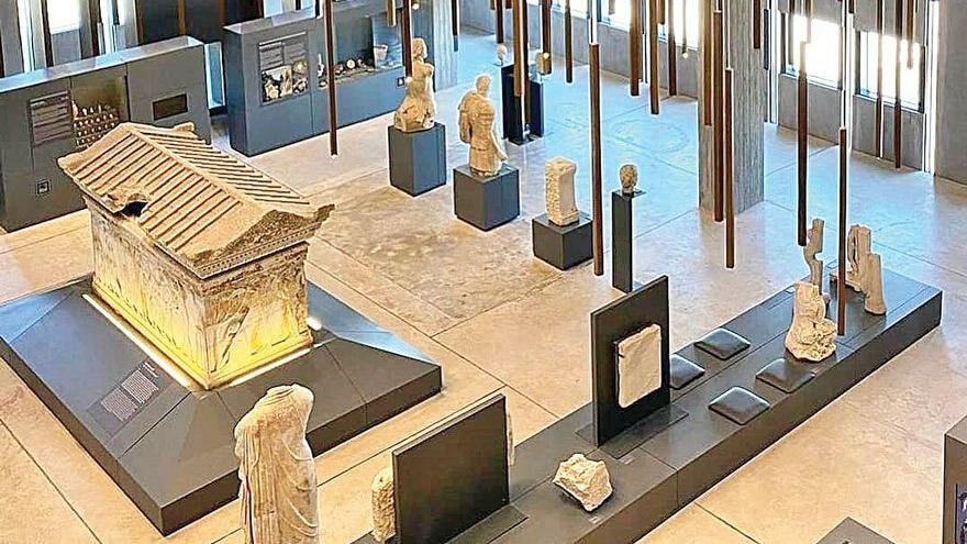 Çanakkale'deki 'Troya Müzesi' gururumuz oldu