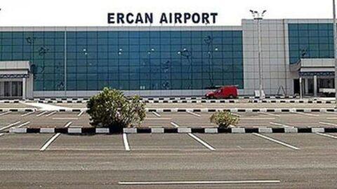 Ercan Havalimanı'nın adı değişmeyecek