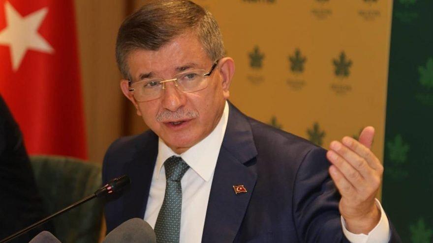 Davutoğlu'ndan iktidara 'pazartesi' tepkisi