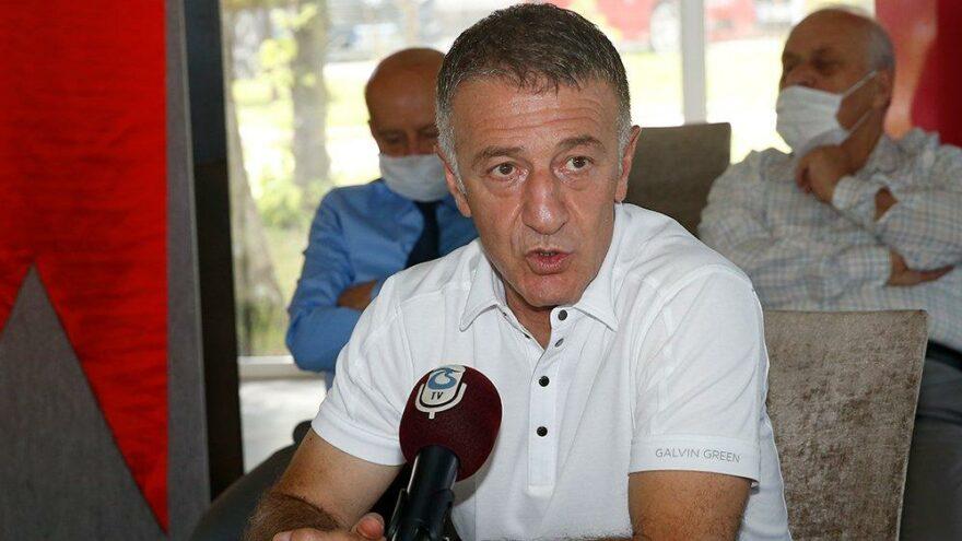 Sezon bitti Ahmet Ağaoğlu iki transferi açıkladı!