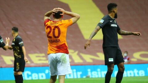 Galatasaray şampiyonluğu averajla Beşiktaş'a kaybetti