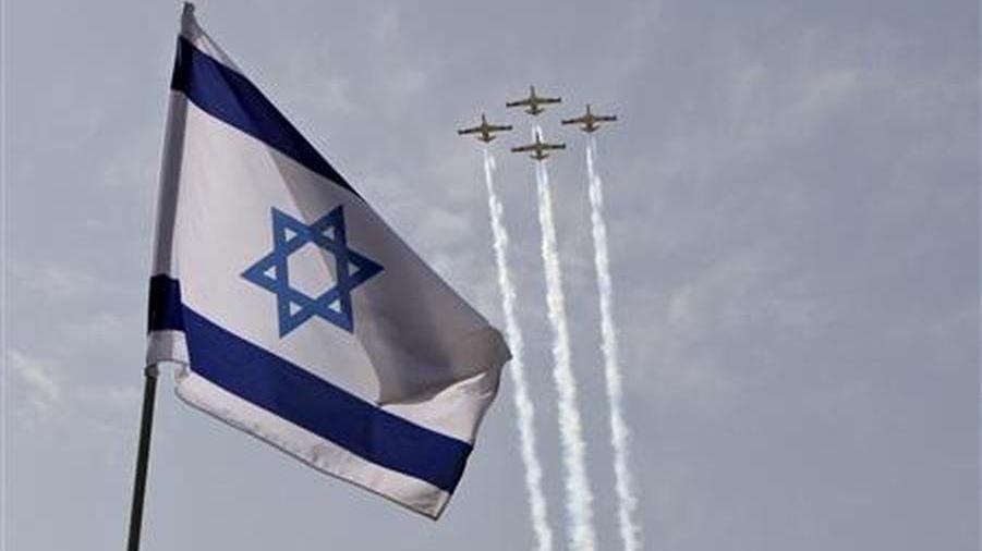 Avusturya'nın ardından Çekya da 'İsrail' bayrağı astı