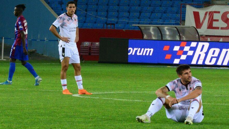 Süper Lig'de küme düşen son takım Gençlerbirliği