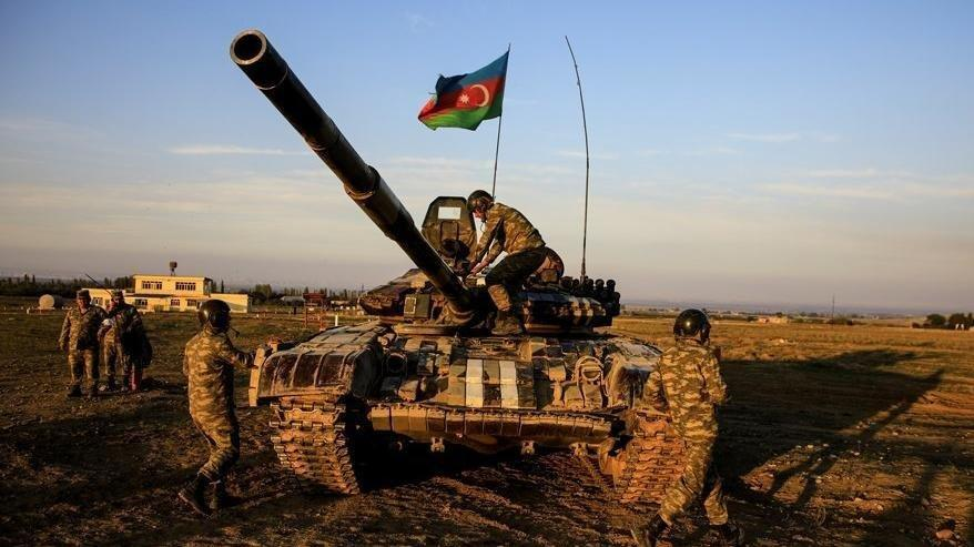 Azerbaycan: Sınırları ihlal eden Ermenistan