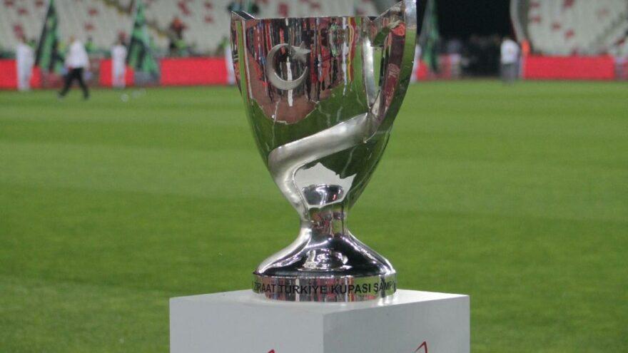 Türkiye Kupası finali öncesi ortalık karıştı! Antalyaspor ve Sivasspor'dan sert açıklamalar