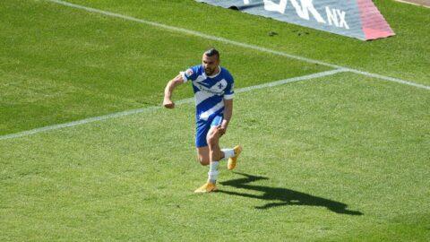 Milli Takım'a alınmayan Serdar Dursun gol yağdırdı