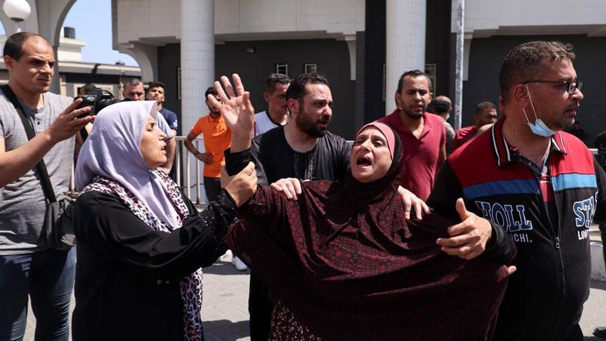 AP: İsrail'in saldırısı şok edici ve dehşet verici