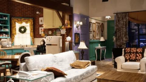 Monica ve Rachel'ın evi bir günlüğüne kiralanabilecek