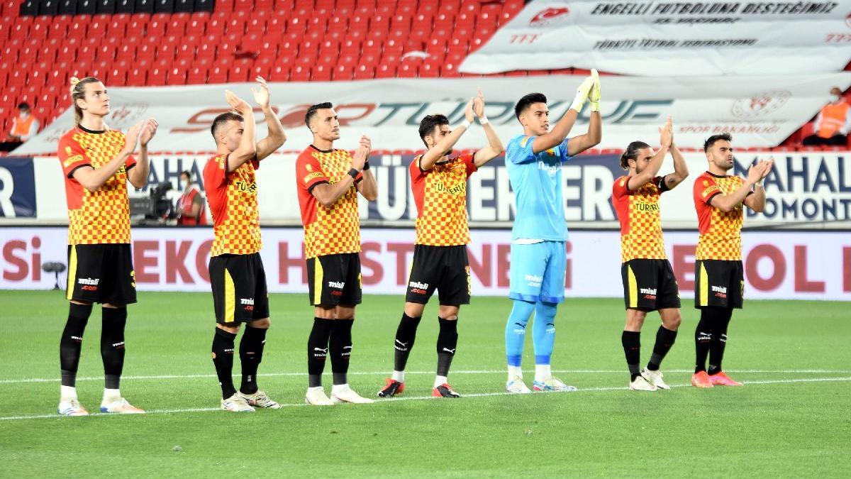 Göztepe'den Beşiktaş maçı öncesi yaşanan krize tepki