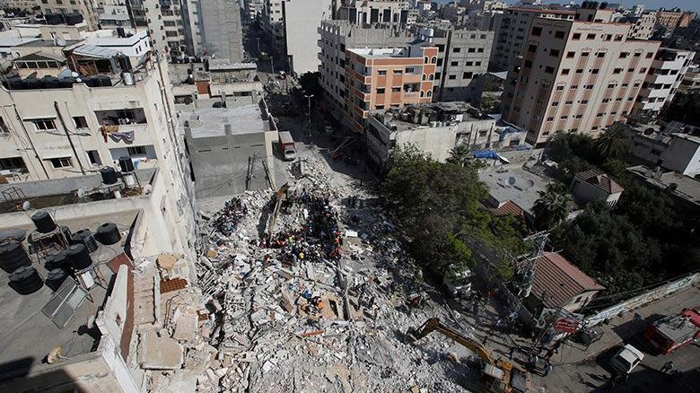 BMGK'da İsrail-Filistin arasında 'iki devletli çözüm' önerisi