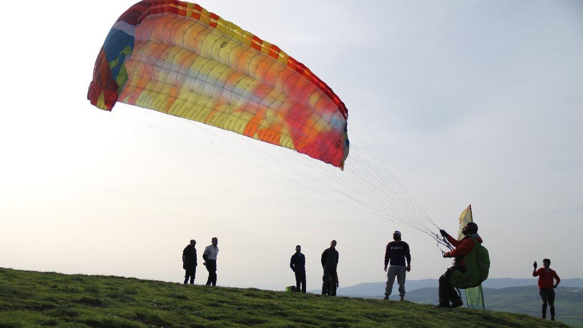Herkes yamaç paraşütü yapabilir