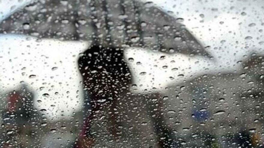 Sağanak yağış yer yer etkisini artıracak