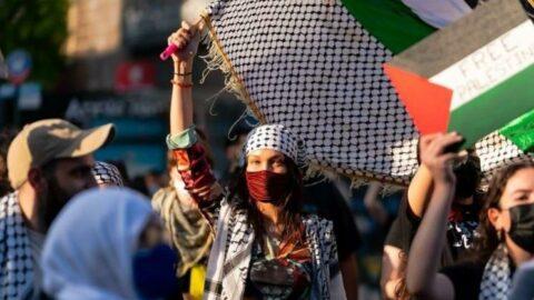 İsrail şimdi de ünlü manken Bella Hadid'e savaş açtı