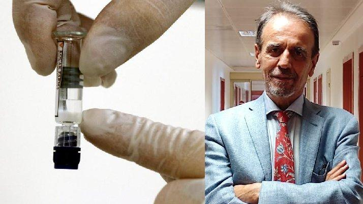 Mehmet Ceyhan'dan dikkat çeken yerli aşı açıklaması