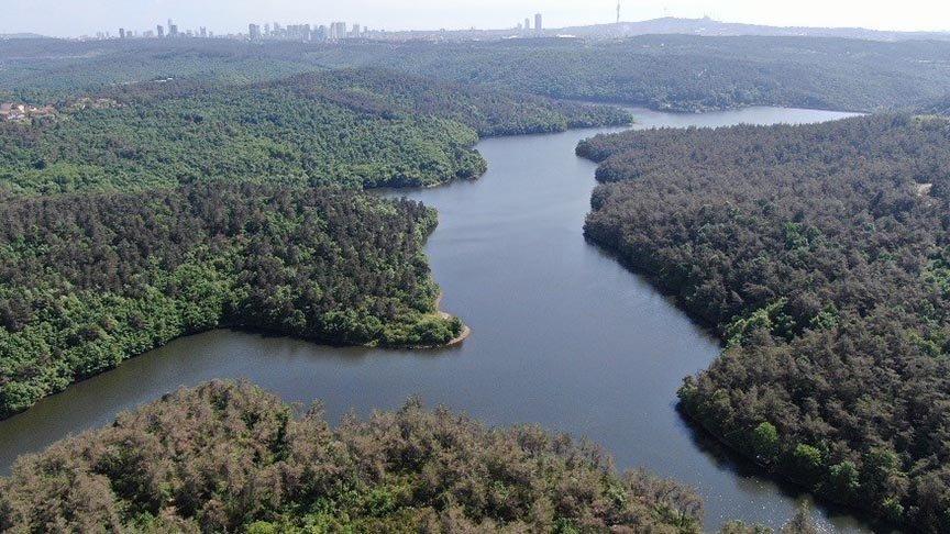 Elmalı Barajı'nda rekor doluluk oranı