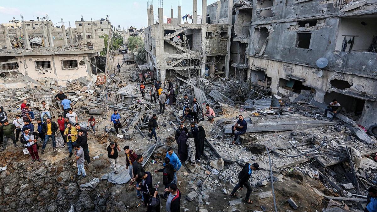 ABD, BM'de Filistin-İsrail arasındaki çatışmalara ilişkin üçüncü tasarıyı da engelledi