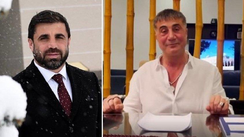 Süleyman Soylu'nun danışmanından Sedat Peker'in iddialarına cevap
