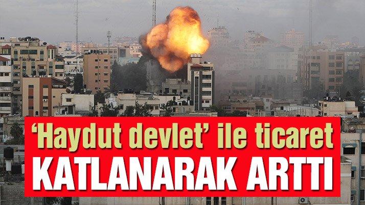 İsrail Türkiye'nin ihracatında 8.'liğe yükseldi