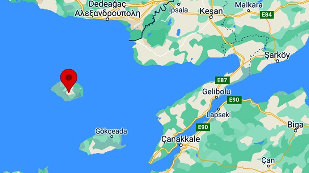 ABD'nin gözü Türkiye'nin dibindeki Semadirek Adası'nda