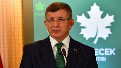 Ahmet Davutoğlu'ndan Sedat Peker ve Süleyman Soylu açıklaması