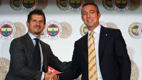 Emre Belözoğlu Ali Koç'a raporu verdi: İskelet tamam, nokta atışı lazım