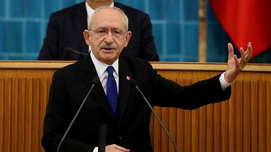 Kılıçdaroğlu üçüncü ortağı açıkladı!