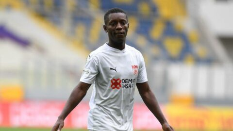 Sivasspor'da sezona Max Gradel damgası