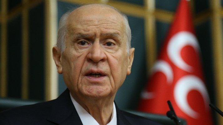 Bahçeli'den CHP'ye 'Sedat Peker' tepkisi