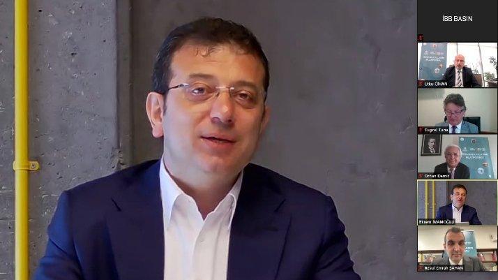 İmamoğlu: İstanbul'un bir gecede alınan kararlara altüst olmasının önüne geçeceğiz