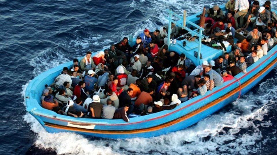 Tunus açıklarında tekne battı: 60 göçmen kayıp