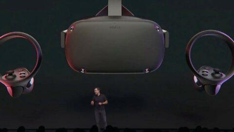 Facebook'un AR ve VR başkan yardımcısından veda