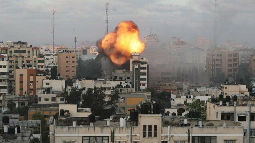İsrail'in saldırdığı Filistin'de 244 milyon dolar maddi hasar...