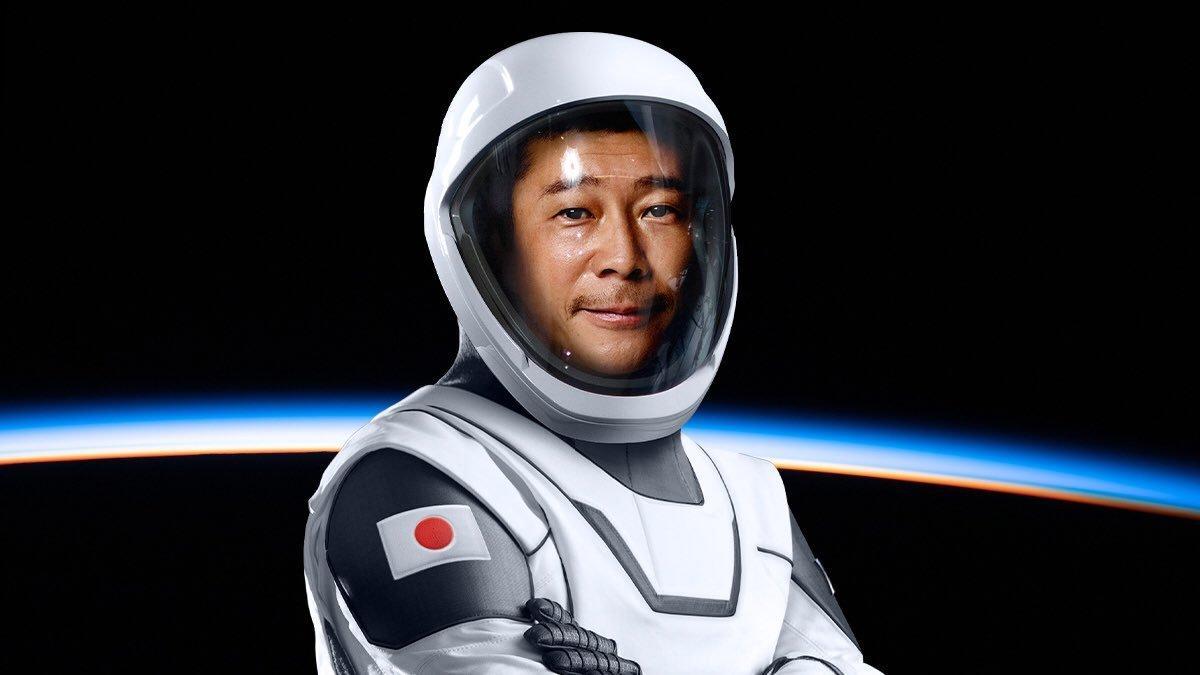 Ünlü iş insanı ilk Ay turisti olmak için 40 milyon dolar harcayacak