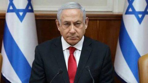 CHP'li Tanal'dan Netanyahu hakkında suç duyurusu