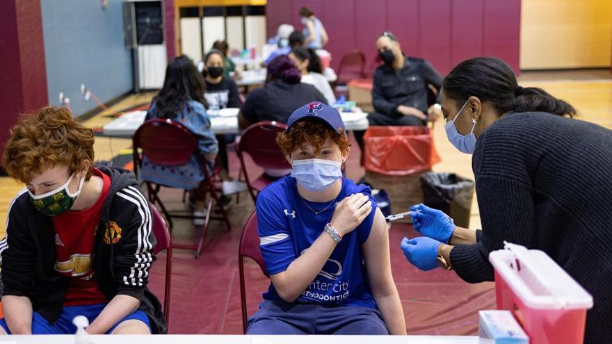 Üçüncü doz corona virüsü aşısı ile ilgili dikkat çekici sonuç
