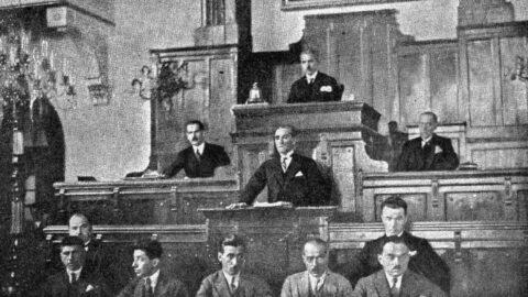 Mustafa Kemal Atatürk'ün 19 Mayıs konuşması: İşte en güzel Atatürk fotoğrafları…