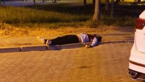 'Eşimle ilişkisi vardı' dedi sokak ortasında katletti