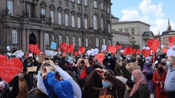 Danimarka: Suriye'deki bazı bölgeler güvenli