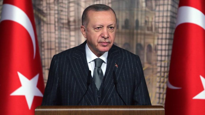 Erdoğan: Turist zaten gelemiyor! Oradan 3-5 dolar girecekse ülkemize bırak girsin - Son dakika haberleri