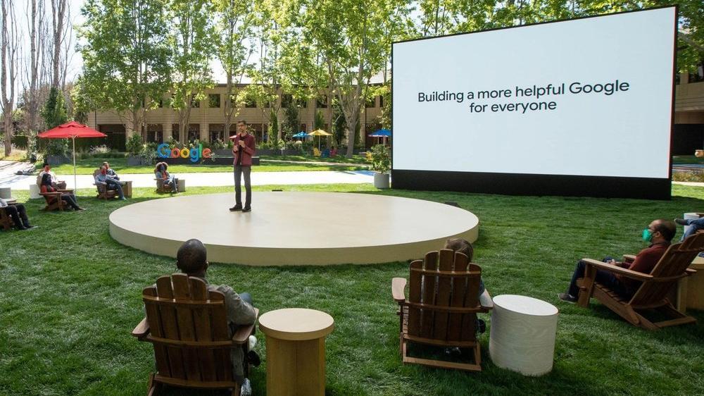 Google, çok konuşulacak projelerini ve Android 12'yi tanıttı