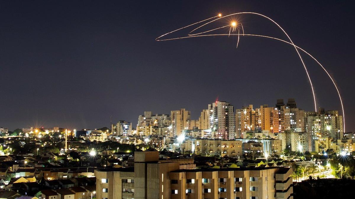 Lübnan ordusu, İsrail'e atılan roketlerin fırlatıldığı bölgeleri güvenlik çemberine aldı